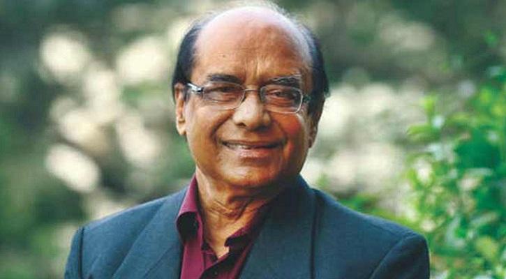 মারা গেছেন বাংলা একাডেমির সভাপতি শামসুজ্জামান খান