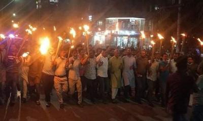 'সরকারের পতন না ঘটিয়ে ছাত্র-জনতা রাজপথ ছাড়বে না'