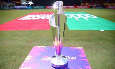 টি-টুয়েন্টি বিশ্বকাপ আরব আমিরাতে আয়োজন করবে ভারত