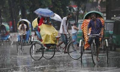 চট্টগ্রাম-সিলেটে ভারী বর্ষণের আভাস