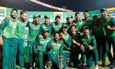 টি-টোয়েন্টি বিশ্বকাপের পাকিস্তান দল ঘোষণা