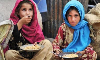 আফগানিস্তানে ১০ লাখ শিশু মৃত্যুঝুঁকিতে: ইউনিসেফ