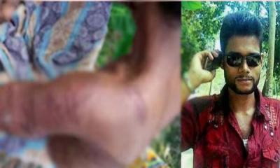 বাগেরহাটে হাত-পা বেঁধে যুবককে নির্যাতনের ভিডিও ভাইরাল