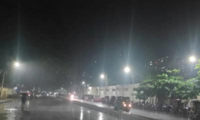 ঢাকায় কালবৈশাখী ঝড় (ভিডিও)