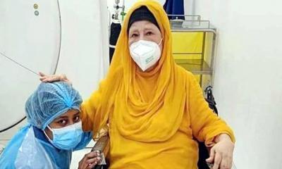 খালেদা জিয়াকে বিদেশ নিতে 'আদালতের সম্মতি লাগবে'