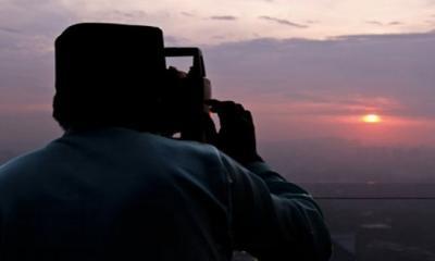 চাঁদ দেখা গেছে মালয়েশিয়ায়, মঙ্গলবার থেকে রোজা