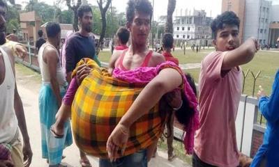 পটুয়াখালীতে আনসারের সঙ্গে এলাকাবাসীর সংঘর্ষ, নারীসহ আহত ১৪