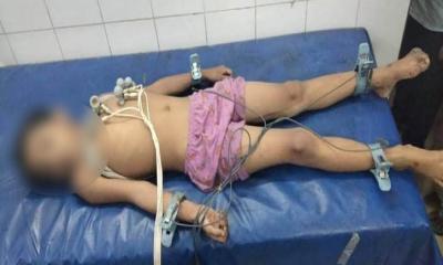 নেত্রকোনায় পুকুরের পানিতে ডুবে ৬ বছরের শিশুর মৃত্যু
