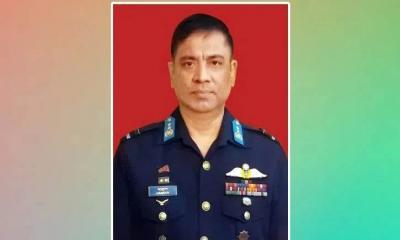 বিমানবাহিনী প্রধানের দায়িত্ব নিলেন শেখ আবদুল হান্নান