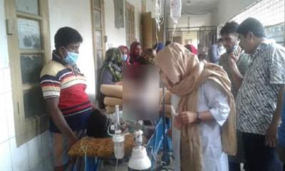 চুয়াডাঙ্গায় ট্রাকের ধাক্কায় এক স্কুল শিক্ষক নিহত