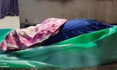 চৌগাছায় ট্রাক চাপায় এক নারী গার্মেন্টস কর্মী নিহত