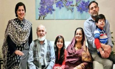কানাডায় মুসলিম পরিবারের চার সদস্যকে হত্যা