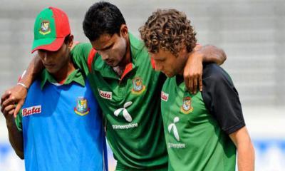 নিউজিল্যান্ড পৌঁছেছে বাংলাদেশ ক্রিকেট দল