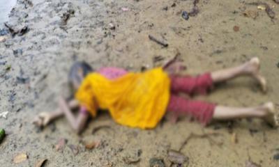 ধামইরহাটে অজ্ঞাত বৃদ্ধা মহিলার লাশ উদ্ধার