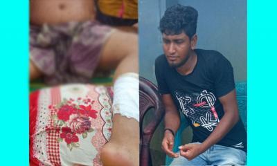 তালায় স্কুলছাত্রী অপহরণে বাধা দেওয়ায় মানবাধিকার কর্মী আহত