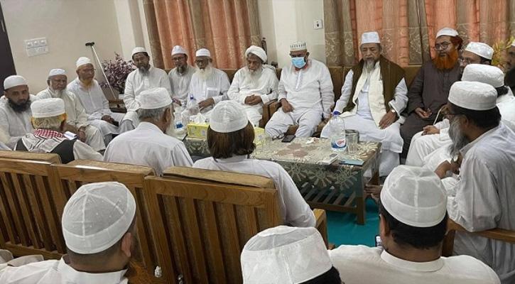 জরুরি বৈঠকের পর হেফাজতের দাবি 'মামুনুলের বিবাহ শুদ্ধ'