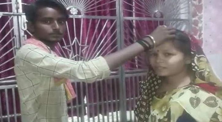 বিয়ের ৭ বছর পর প্রেমিকের সঙ্গে স্ত্রীর বিয়ে দিলেন স্বামী